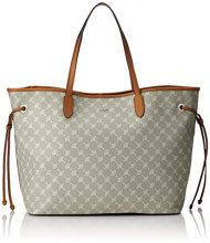 JOOP! Cortina Lara Shopper Xlho - Borse a secchiello Donna, Grau (Light Grey), 20x33x40 cm (B x H T)