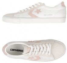 CONVERSE ALL STAR PRO LEATHER VULC OX LEATHER/SUEDE - CALZATURE - Sneakers & Tennis shoes basse - su YOOX.com