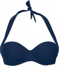 Reggiseno con ferretto per bikini (Blu) - bpc bonprix collection