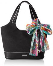 BulaggiBlanche Shoulder Bag - Borse a Tracolla donna, nero (Black (Black)), Taglia unica