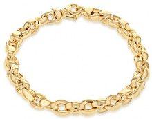 Carissima Gold Bracciale Donna, Oro Giallo 9K