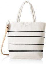 Marc O'Polo Ns Shopper, Donna Borse a spalla, Bianco (Offwhite), 17x39x42 cm (B x H x T)
