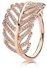 Pandora Anello per promessa Donna vermeil - 180886CZ-58