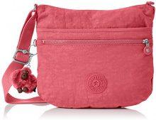 Kipling Arto - Borse a tracolla Donna, Pink (City Pink), 29x26x4 cm (B x H T)