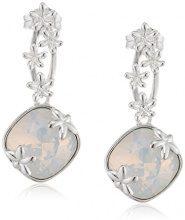 Elements Silver Donna 925 argento cuscino bianco Cristallo
