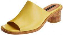 Neosens S972, Sandali Punta Aperta Donna, Giallo (Ceylon Yellow), 38 EU