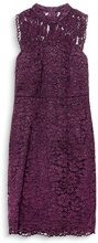 ESPRIT Collection 107eo1e016, Vestito Donna, Viola (Dark Purple 500), 42