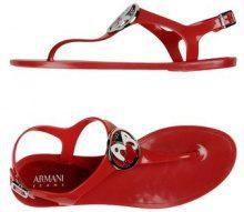 ARMANI JEANS  - CALZATURE - Infradito - su YOOX.com