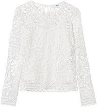 FIND 24773 maglie donna eleganti, Bianco (Ivory), 48 (Taglia Produttore: X-Large)