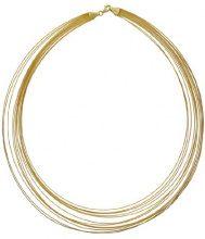 Carissima Gold Collana da Donna in Oro Giallo 9K (375), 38 cm