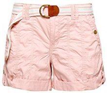 edc by Esprit 038cc1c002, Pantaloncini Donna, Rosa (Old Pink 680), 44 (Taglia Produttore: 38)