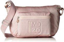 Mandarina Duck Md20 Minuteria, Borsa a tracolla donna 10.5x2.5x15.5 cm (B x H x T), rosa (Pink (Misty Rose)), 10.5x2.5x15.5 cm (B x H x T)