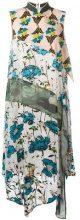 Antonio Marras - floral print dress - women - Viscose/Polyester/Polyamide/Acetate - 40, 42, 44 - MULTICOLOUR