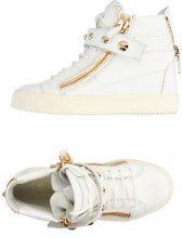 GIUSEPPE ZANOTTI DESIGN  - CALZATURE - Sneakers & Tennis shoes alte - su YOOX.com