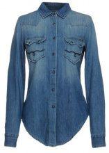 MET  - JEANS - Camicie jeans - su YOOX.com