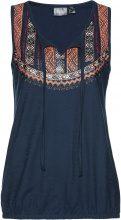 Top di jersey in filato fiammato (Blu) - bpc bonprix collection
