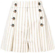 Derek Lam 10 Crosby - pointelle knit tank - women - Cotton - XS, S, M, L - WHITE