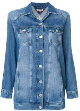 Tommy Jeans - Giacca jeans - women - Cotton - S - BLUE