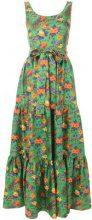 La Doublej - Vestito con stampa - women - Silk - L, XS, S, M - Verde