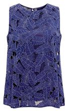 ESPRIT Collection 058eo1k014, Vestaglia Donna, Blu (Navy 400), Large