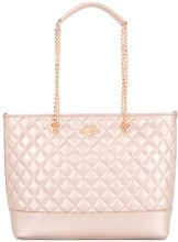 Love Moschino - Borsa shopper - women - Polyurethane - OS - PINK & PURPLE