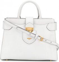 Moschino - Borsa Tote - women - Calf Leather - OS - WHITE