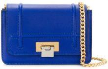 Visone - Borsa a spalla 'Lizzy' - women - Leather - OS - BLUE