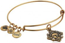 Alex and Ani Bangle Donna ottone - A18BILY05RG