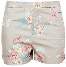 edc by Esprit 048cc1c011, Pantaloncini Donna, Multicolore (Light Khaki 345), 40 (Taglia Produttore: 34)