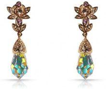 Cristalina - Orecchini pendenti da donna con cristallo, cod. 903E3752GB-80