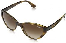 Vogue 0VO5105S W65613, Occhiali da Sole Donna, Marrone (Havana/Browngradient), 55