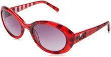 Moschino Occhiali da sole L-504S-03 (53 mm) Rosso