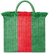 - Gucci - Borsa tote - women - cotone - Taglia Unica - di colore verde