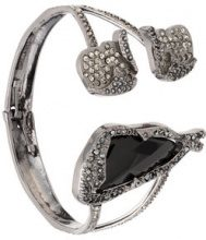 Camila Klein - embellished bracelet - women - Metal (Other) - OS - METALLIC