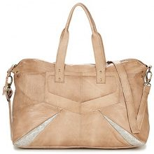 Borsa a spalla Pieces  JACE LEATHER TRAVEL BAG