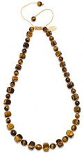 Lola Rose Mobi - Collana, colore: Yellow Tigers Eye, cod. Mobi492000