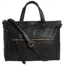 PIECES Leather Shoulder Bag Women Black