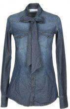 AGLINI  - JEANS - Camicie jeans - su YOOX.com