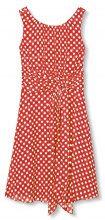 ESPRIT Collection 027eo1e006, Vestito Donna, Rosso (Red 2), 42