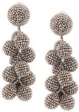 Sachin & Babi - Coconuts earrings - women - glass - OS - METALLIC
