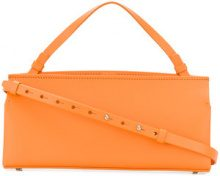 Nico Giani - Clutch rettangolare - women - Leather - OS - YELLOW & ORANGE