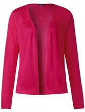 Street One 311903 Nette, Cardigan Donna, Rosa (Carribean Pink 11293), 46