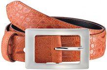 MGM Cintura, Donna, Arancione (Orange (orange 13)), 85 cm