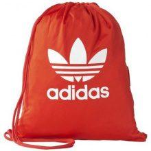 Zaini adidas  Originals Gymsack Tricot Sacca Rossa