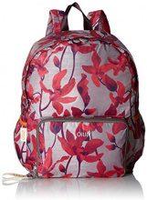 Oilily Enjoy Backpack Lvz - Zaini Donna, Rot (Dark Red), 13x40x30 cm (B x H T)