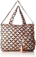 Oilily Enjoy Geometrical Shopper Xlhz - Borsa Donna, Rosa (Rose), 20x31x40 cm (B x H T)