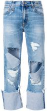 R13 - Jeans cropped - women - Cotton - 27, 26, 28, 24, 25 - BLUE