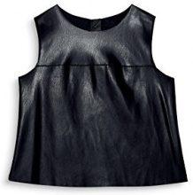 ESPRIT 127ee1f023, Camicia Donna, Nero (Black 001), X-Large