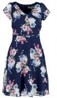 BILLIE & BLOSSOM - Vestito estivo - navy blue