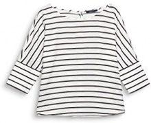 ESPRIT Collection 028eo1f006, Camicia Donna, Bianco (off White 110), X-Small